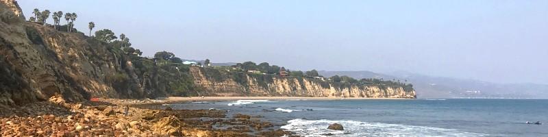Big Dume Beach