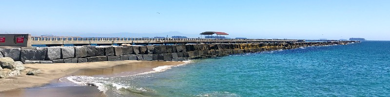 Cabrillo Beach Jetty
