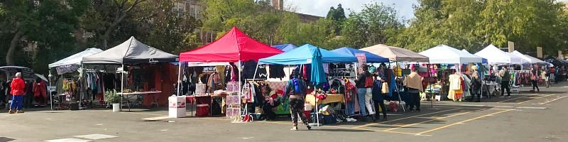 Loz Feliz Flea Market