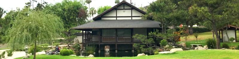 Friendship Garden and Japanese Tea House