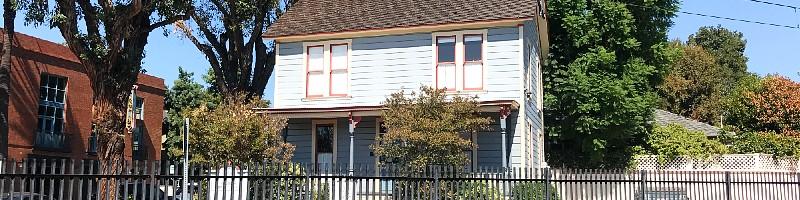 """Halloween"" House"