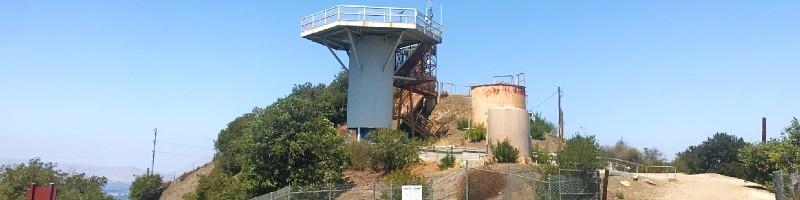 Nike Missile Control Site LA-96C